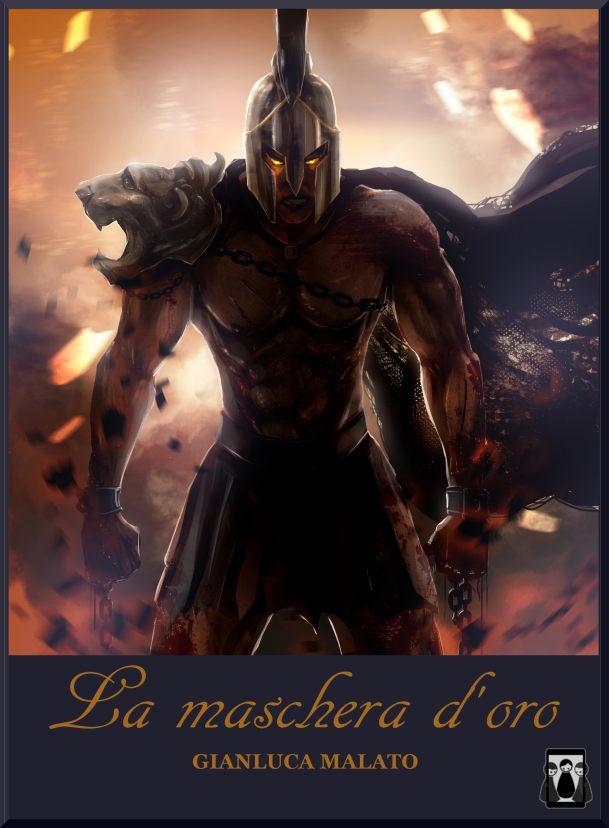 "Copertina ""La maschera d'oro"""